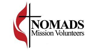 nomads mission volunteers logo
